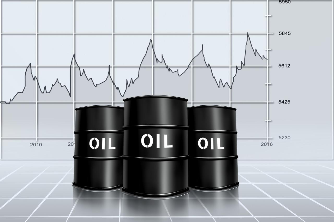 能源需求前景向好美油涨逾1%收复$64