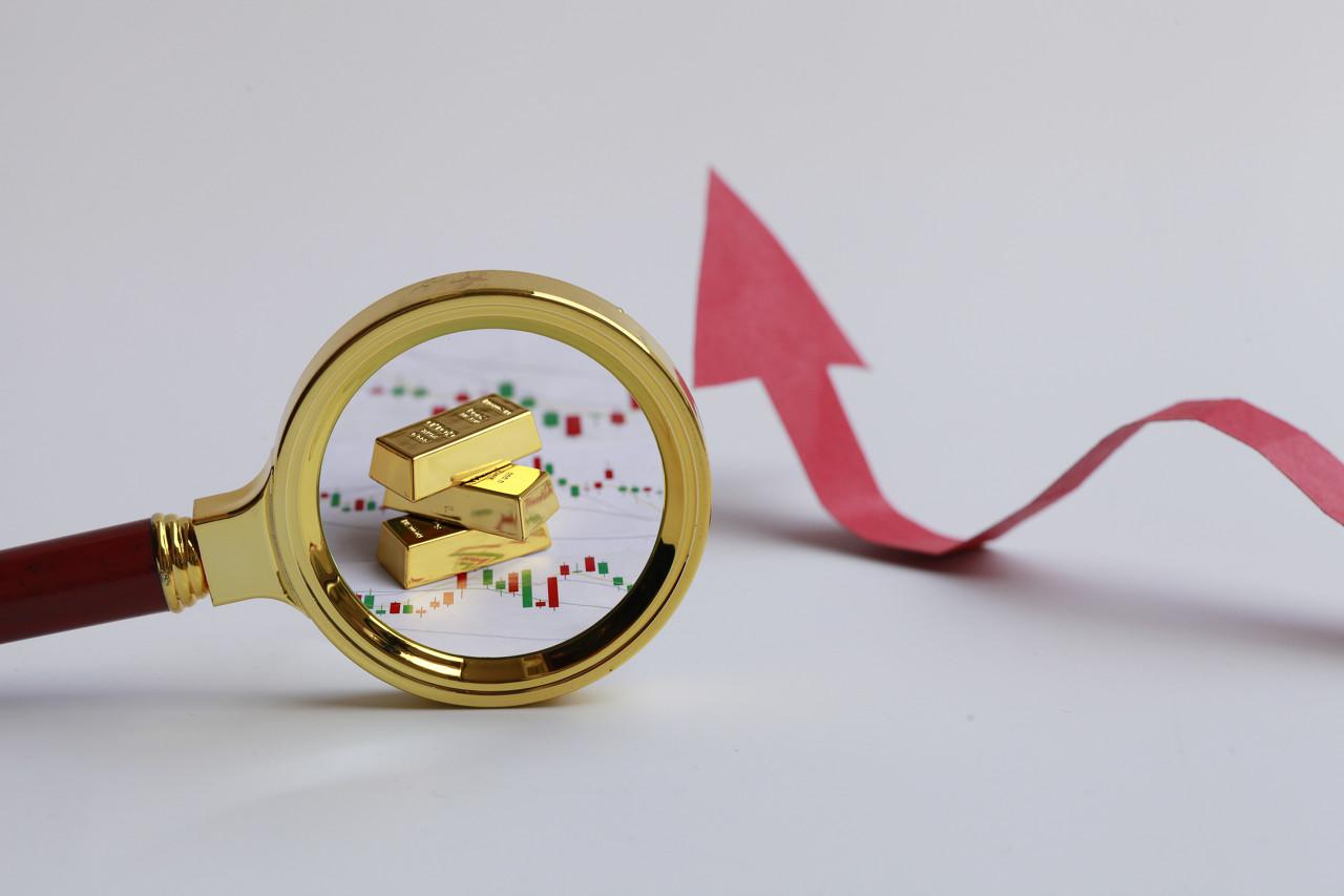 美初请数据表现亮眼 现货黄金冲高重大破位