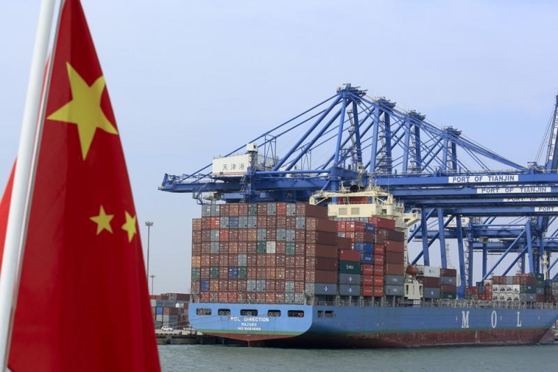 中国4月出口贸易持续发力 同比增长32.3%!美国竟成最大贸易伙伴!
