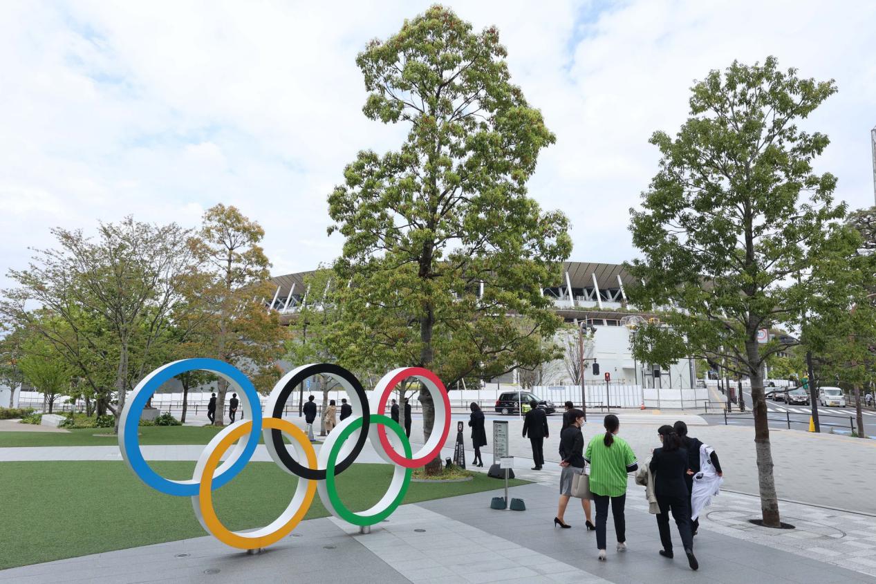 阻拦奥运火炬!59%日本民众支持取消奥运会 首相也撑不住了!