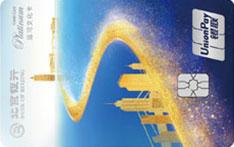 北京银行正式发布运河文化信用卡