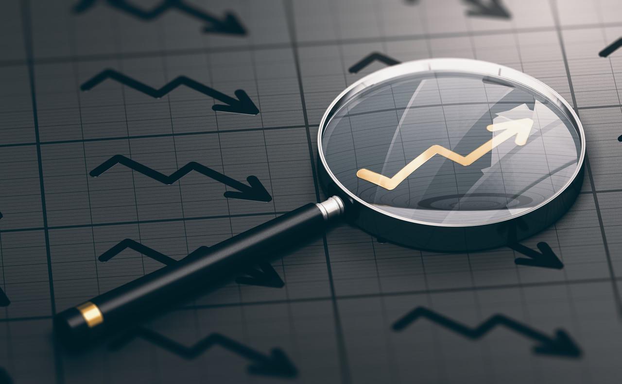 美股走低恐慌指数暴涨 纸白银短线进入修正