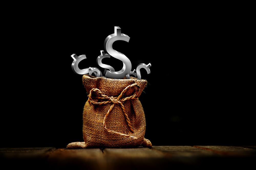 美联储提及缩减购债 现货白银破位上行