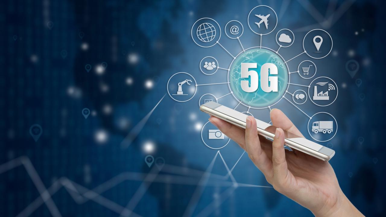 我国5G手机终端达3.1亿 比上年末净增1.11亿户