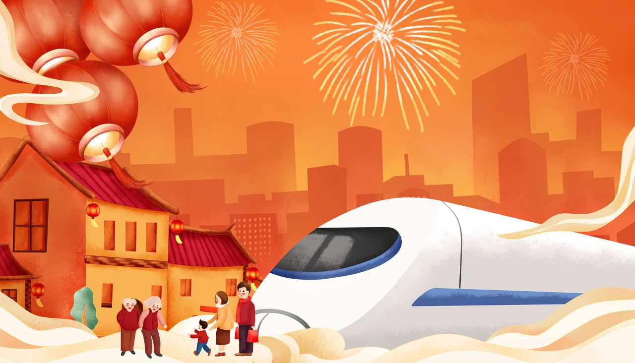 端午火车票明日开售 今年的端午假期共放假3天