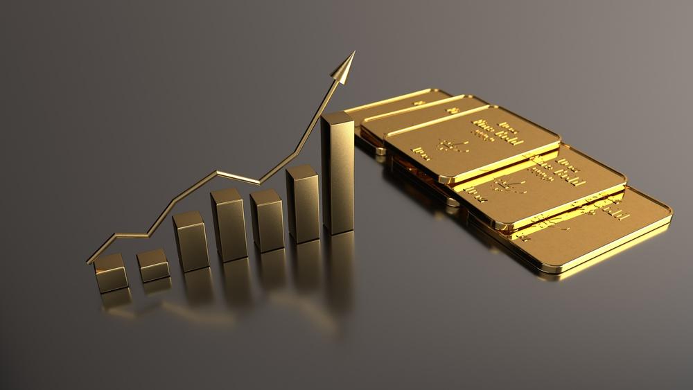 美国联邦基金利率反弹 黄金冲高回落