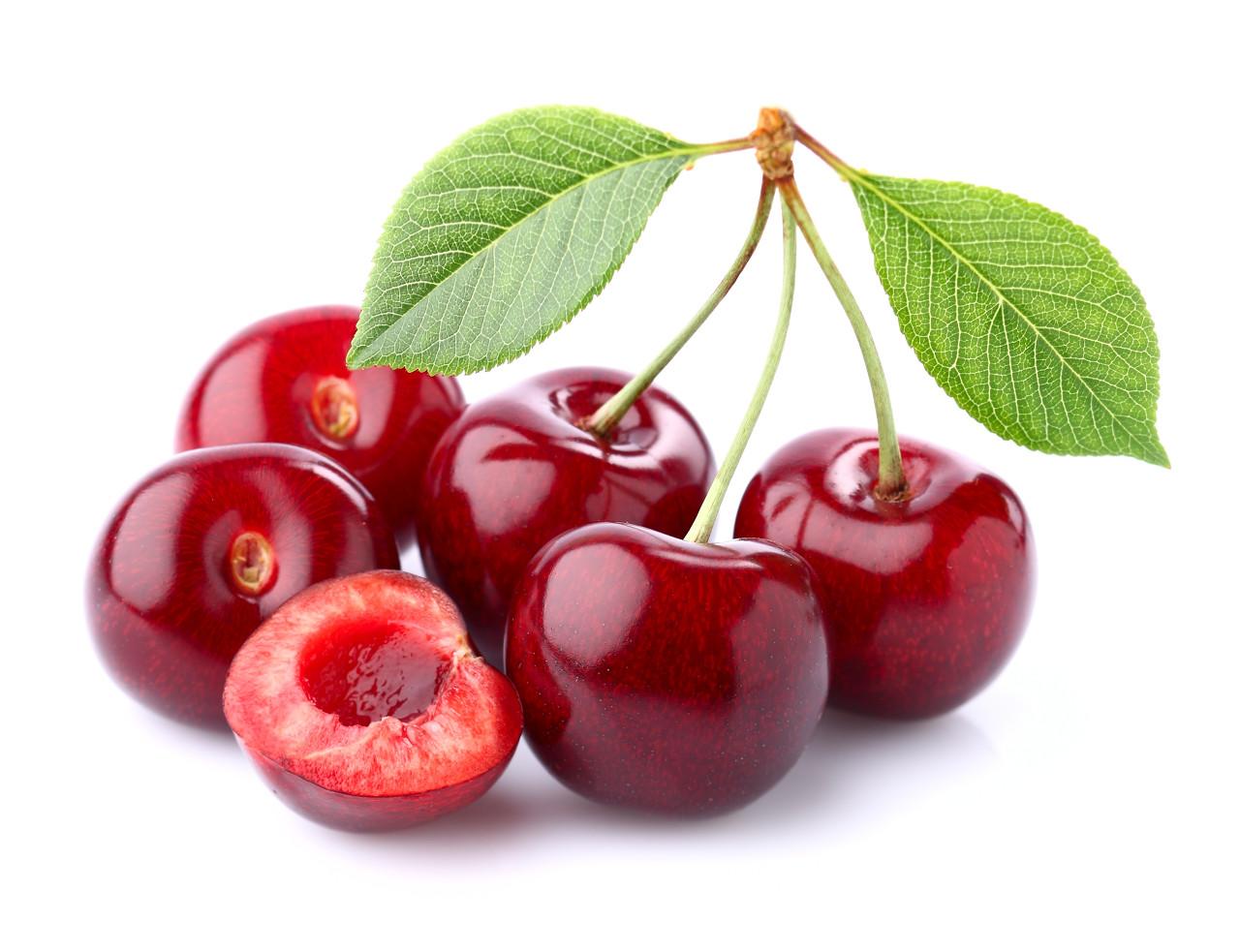 全国近7成樱桃来自山东烟台 外观艳丽深受90后喜爱