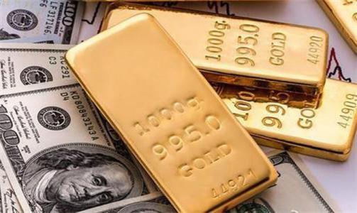美元下跌冲淡耶伦讲话影响 黄金突破1900大关!华尔街:美国或将陷入滞涨!