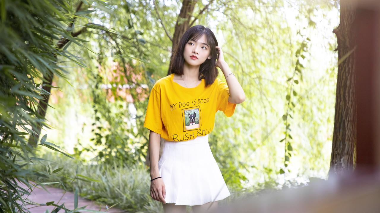 轻松搭配T恤 夏天出街不单调!