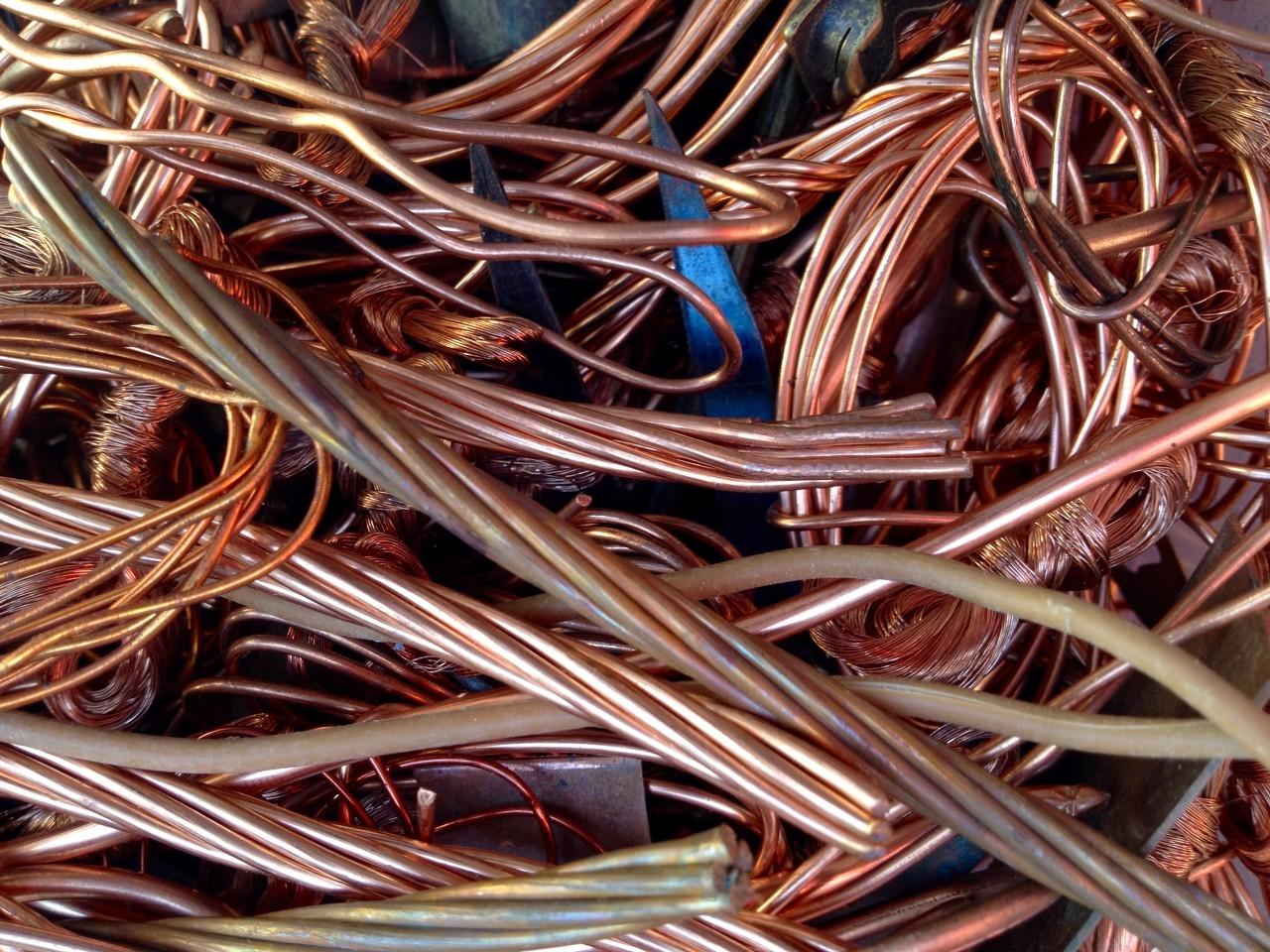 今日废铜回收价格表_最新废铜回收价格查询(2021年06月25日)