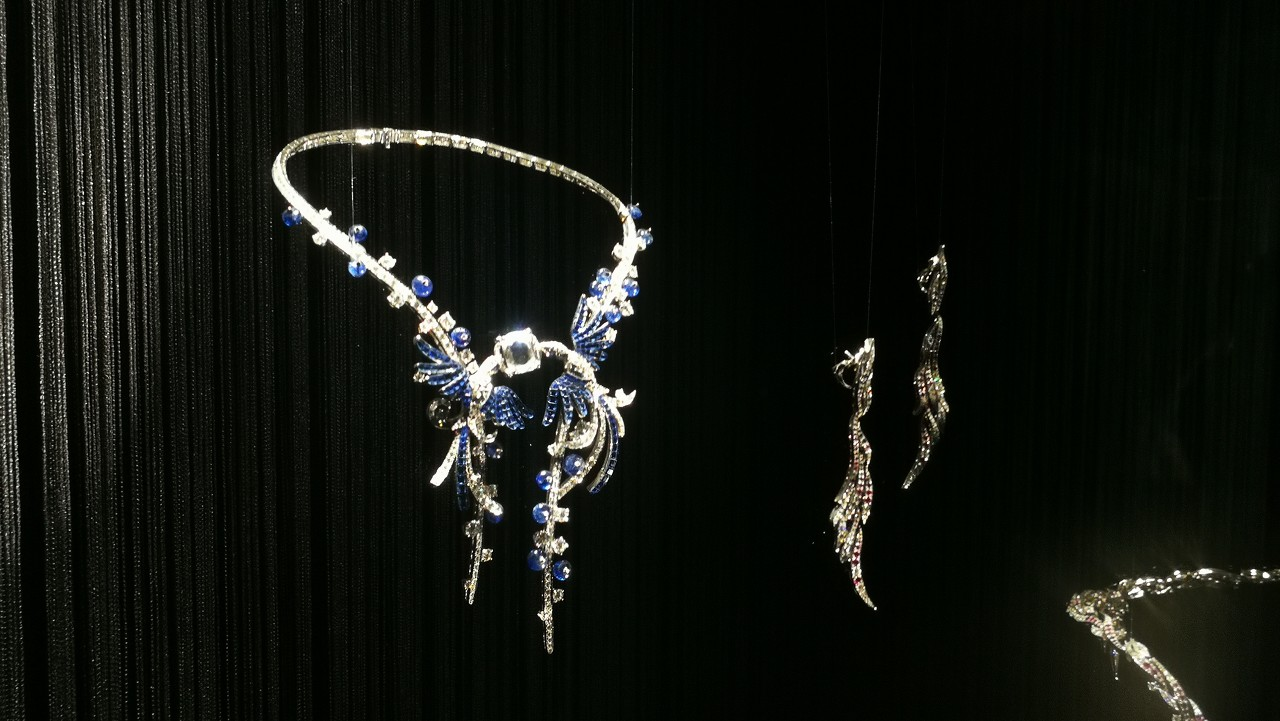 卡地亚全新SixièmeSensparCartier系列高级珠宝 唤起内心一分鲜明的情感