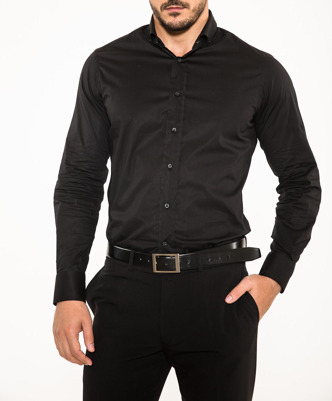 男士穿搭技巧 定制衬衫这么穿