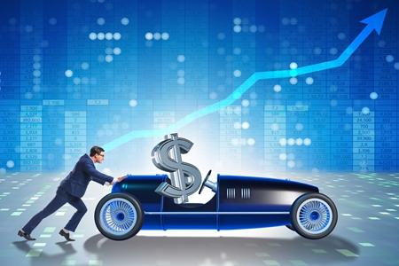 热门中概股多数走低 新能源汽车股反弹收高