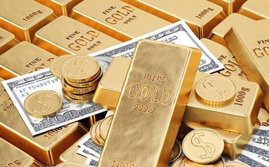 """美元美债双双上升 黄金""""飞流直下""""逾20美元!多空焦灼金价渐趋横盘!"""