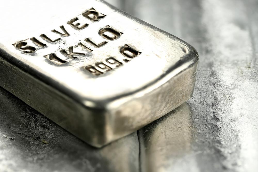 美元指数持续走高 银价维持震荡走势