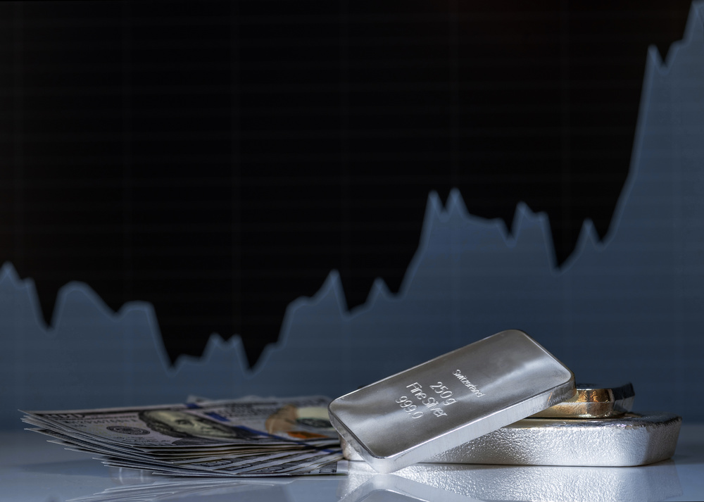 欧美疫情引发美元上行 白银td注意反弹力度