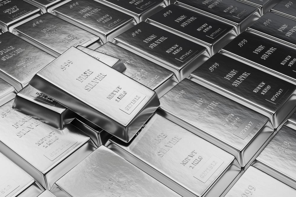 """美国正经历""""短期通货膨胀""""白银震荡下行"""