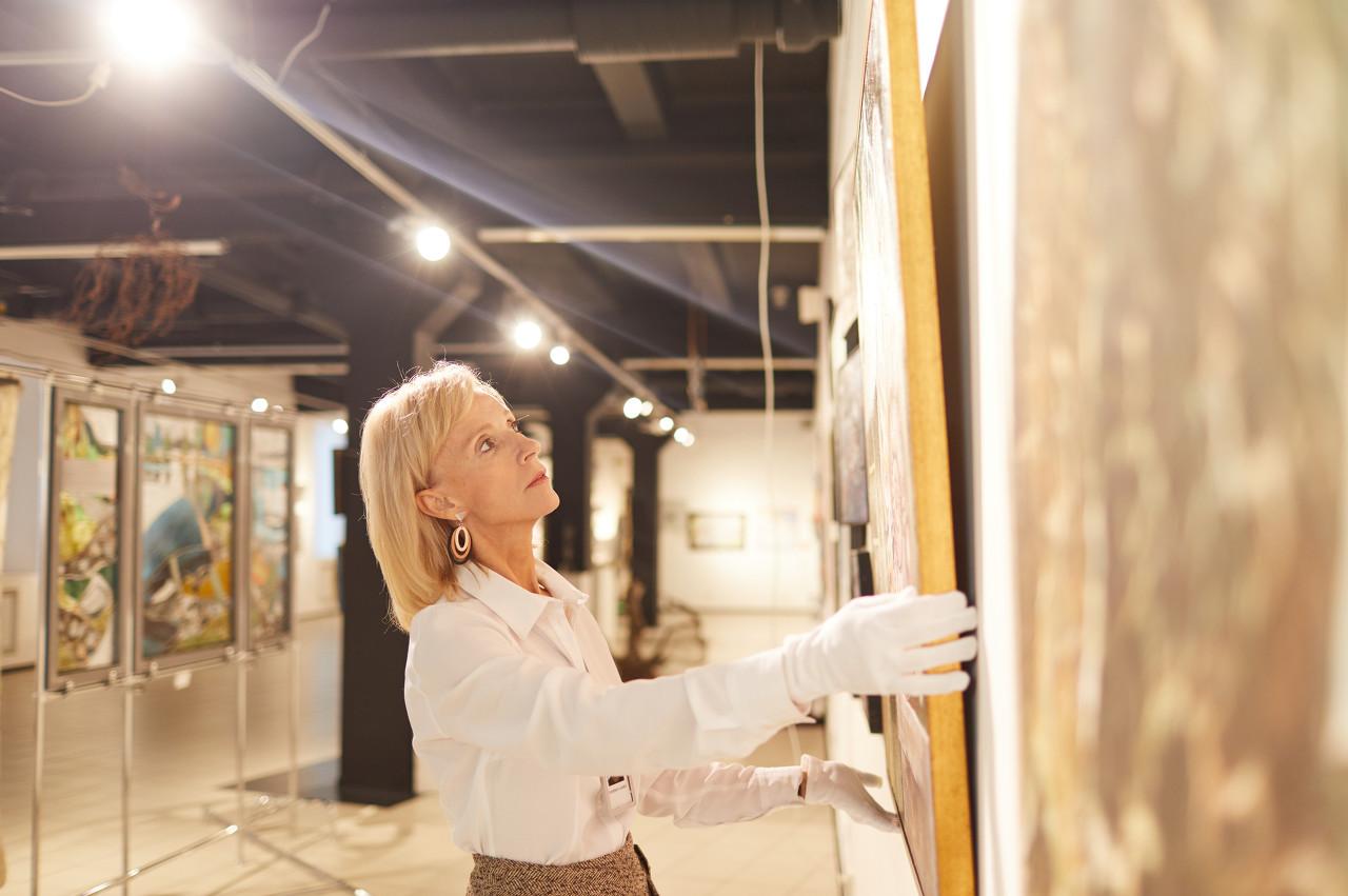 中国画家段震中作品亮相美国龙国际画廊