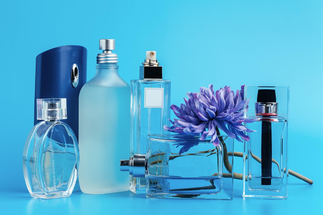 国产香水市场 正在进入快车道