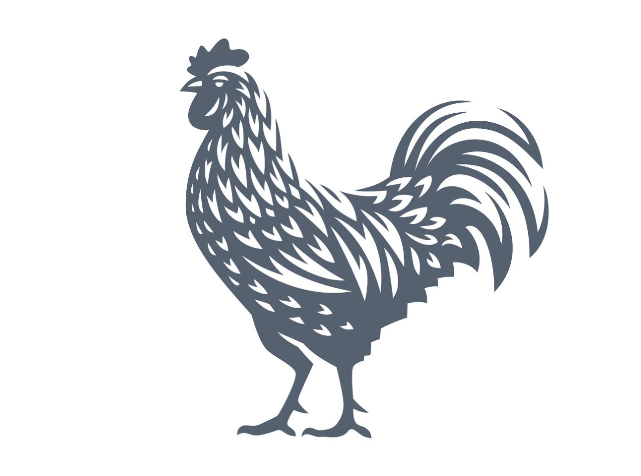 一只鸡售价1200元 除了血其他部位均为黑色