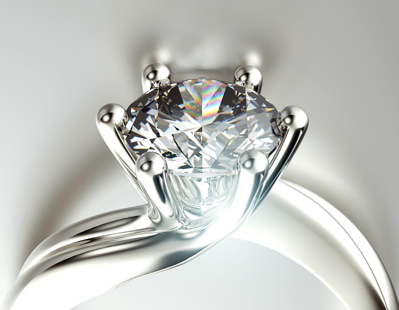 如何挑选显大、显贵的钻戒?
