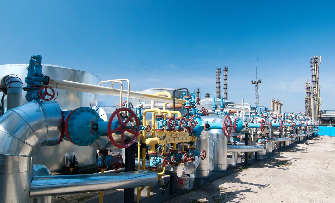 天然气价格持续飙升 成年内涨幅最大的大宗商品