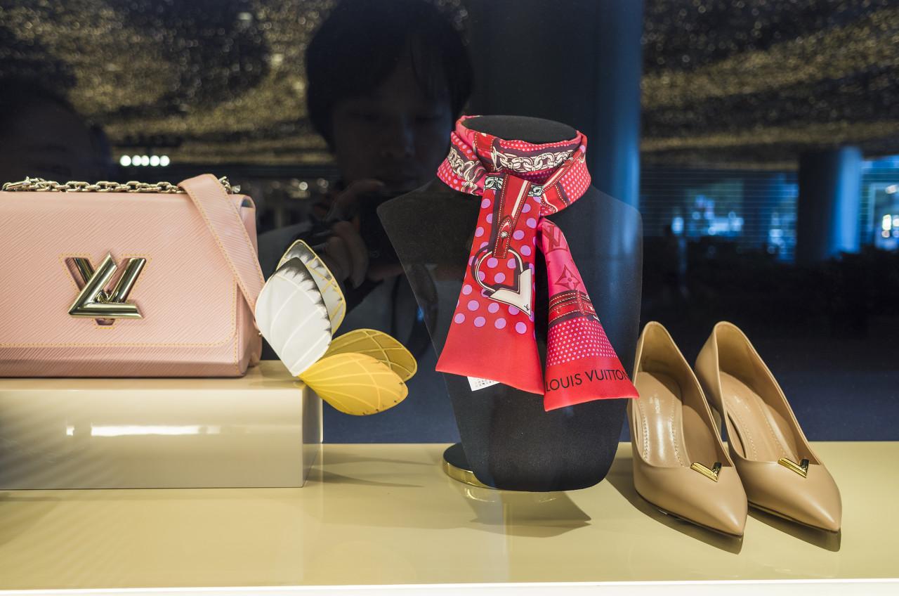 奢侈品集团LVMH发布2021上半年财报 营收达287亿欧元