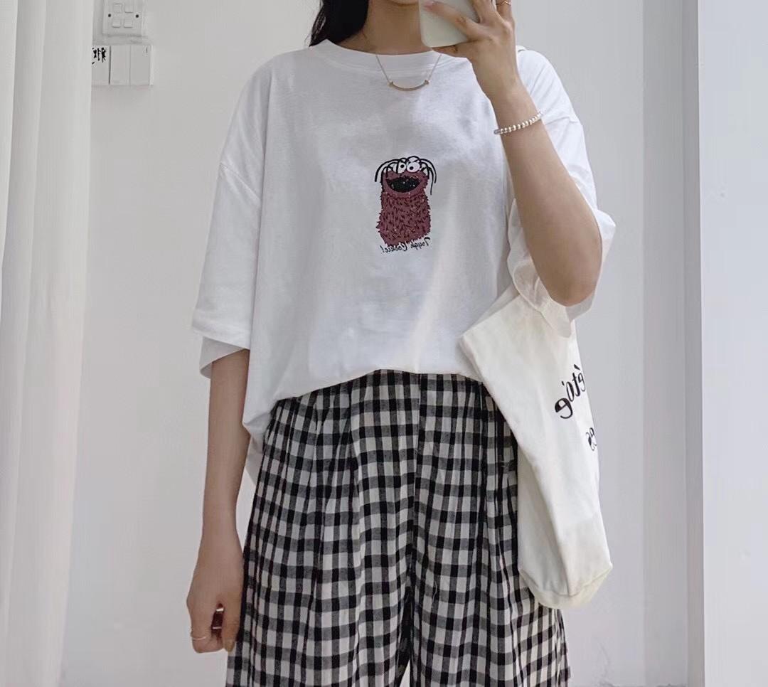 短上衣 + 初恋裤 时尚、高级爆棚!