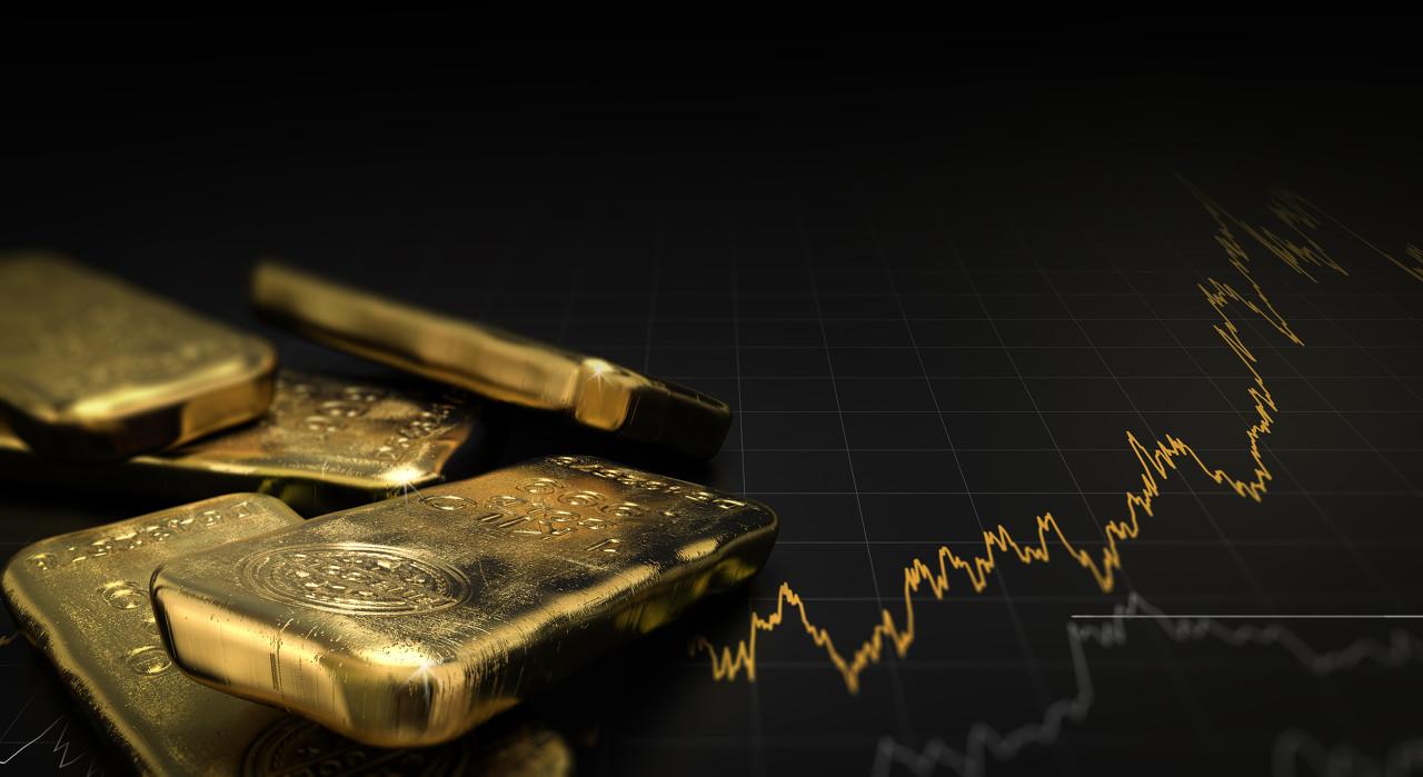 欧洲央行宣布缩减购债 现货黄金冲高无力