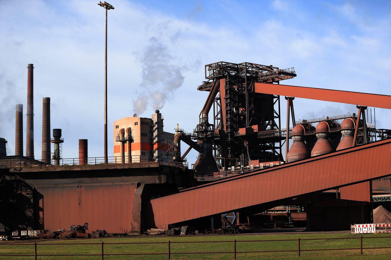 """脱碳比赛打响!汽车商竞争""""绿色钢铁"""" 1吨钢仅0.1吨碳排放!"""