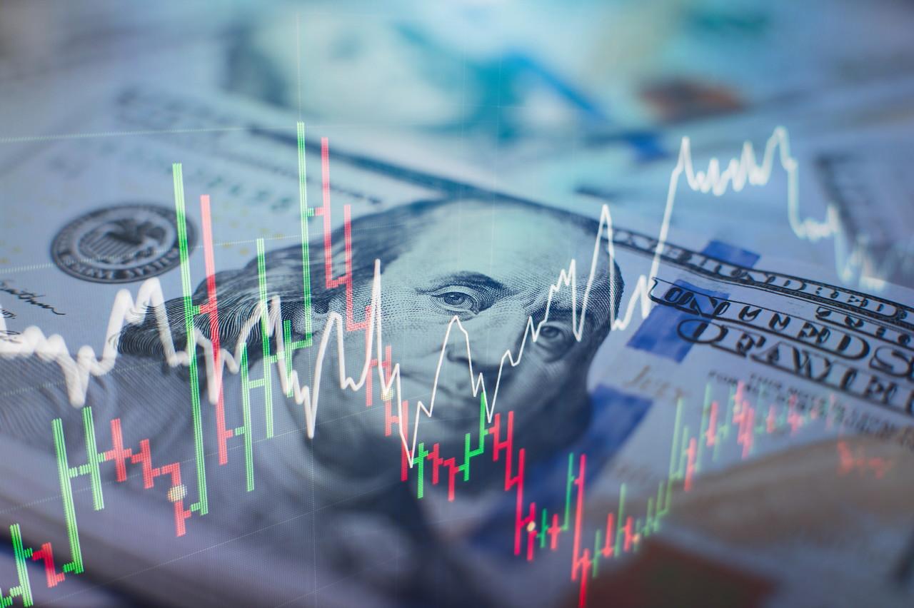 美CPI恐再引爆大行情!美元兑一篮子货币攀升高点