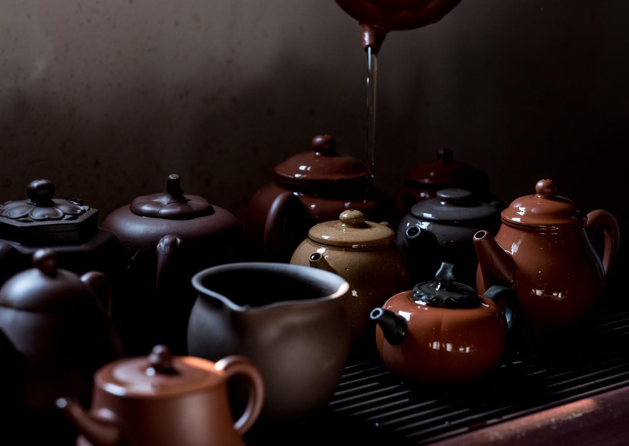 谢强中华文明系列紫砂作品主题展开幕 树立文化自信