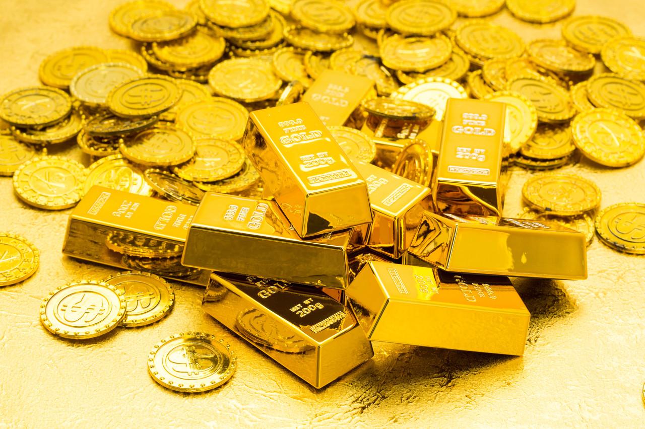 美零售销售数据助推美元走强 黄金市场大跌