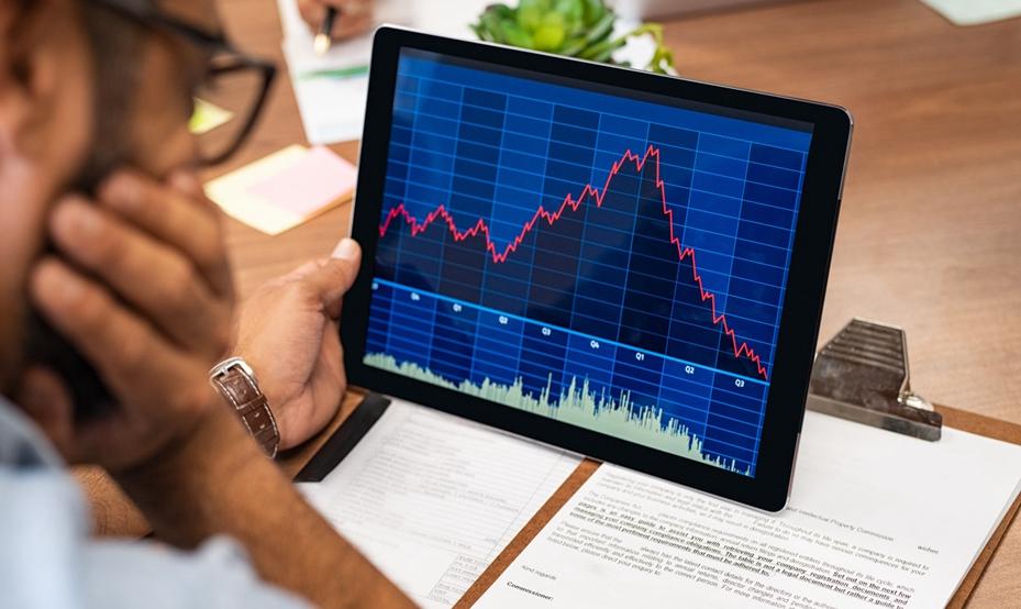 """美债收益率快速上行 美股科技板块很""""受伤"""""""