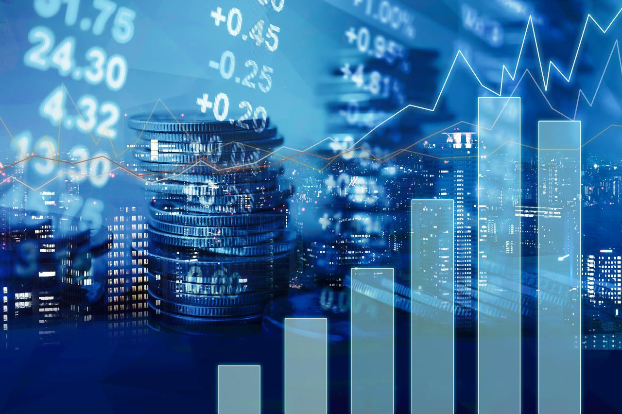 10月首周美股收涨 后市关注美联储货币政策风向