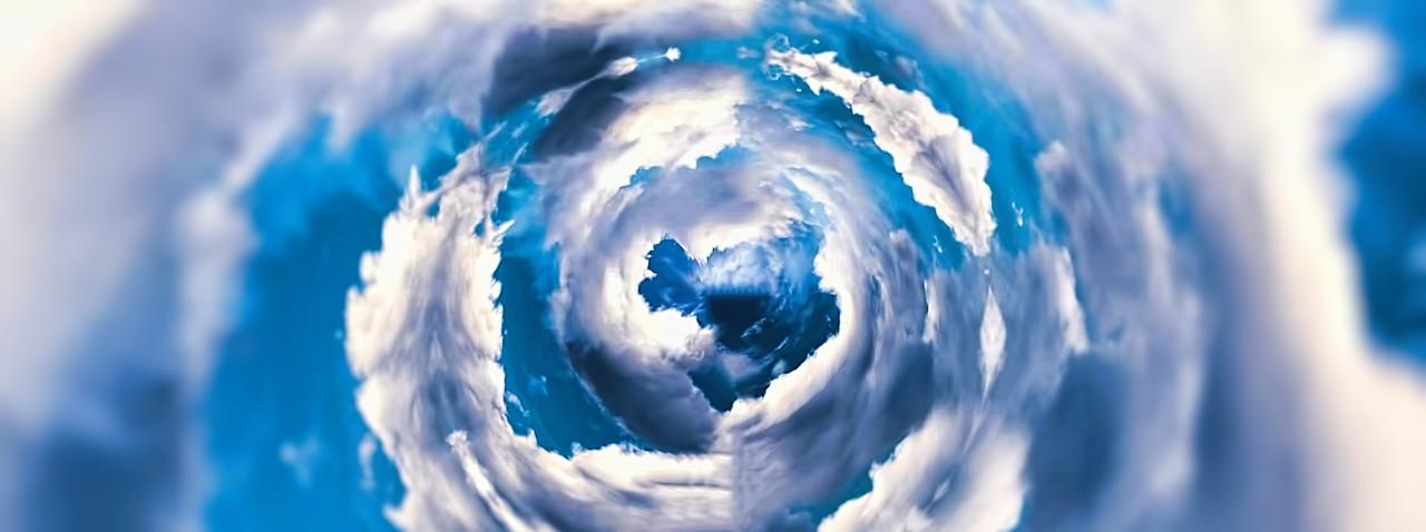 """台风""""狮子山""""登陆海南 强度为热带风暴级"""
