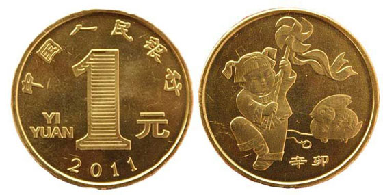 兔年流通币