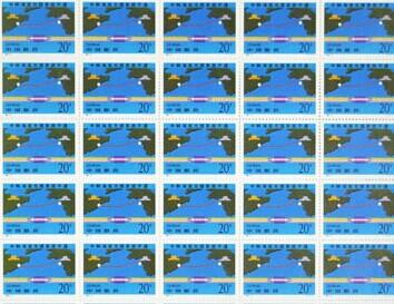 中韩海底光缆1995-27