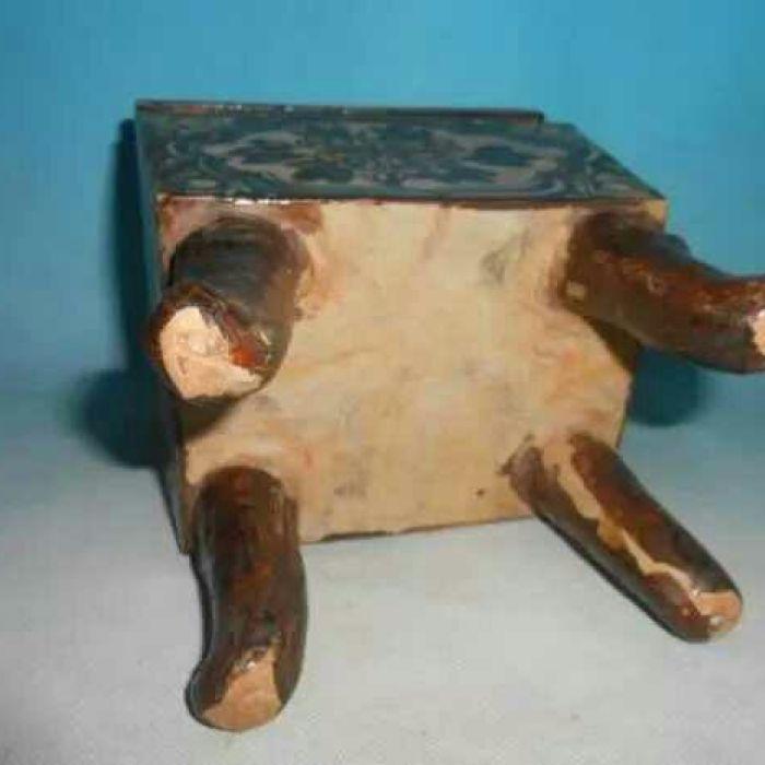 吉州窑鼎式炉