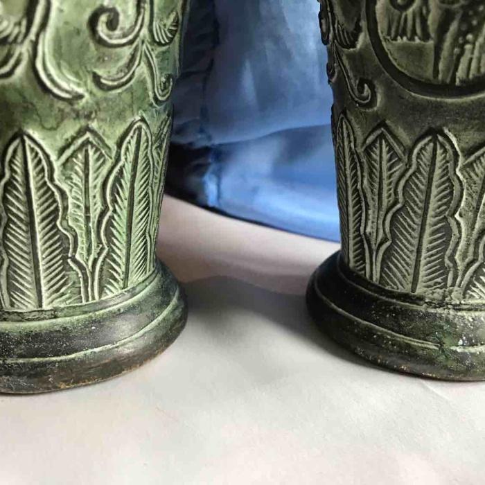 康熙年制铜花瓶