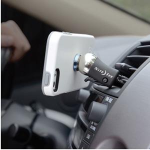 NITEIZE奈爱斯蒂莱汽车仪表板出风口手机支架