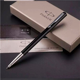 【70002019】威雅黑色胶杆宝珠笔