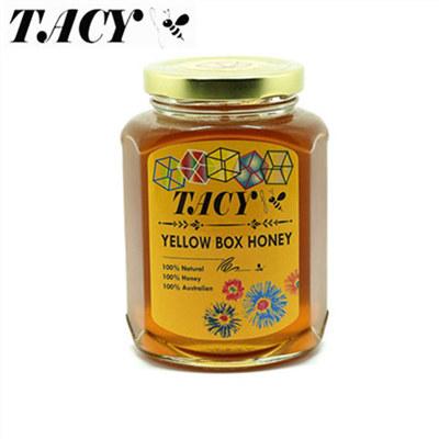 TACY 塔丝 黄盒子蜂蜜 单花蜜 500g