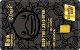 光大银行小黄鸭酷黑主题卡(银联,人民币,金卡)