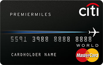 花旗礼程白金卡(MasterCard,美元
