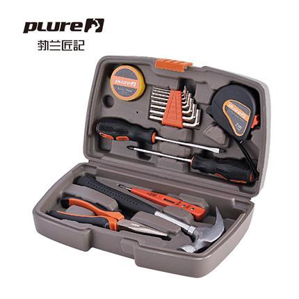 勃兰匠记(plure)16件家用工具组合套装PL-017