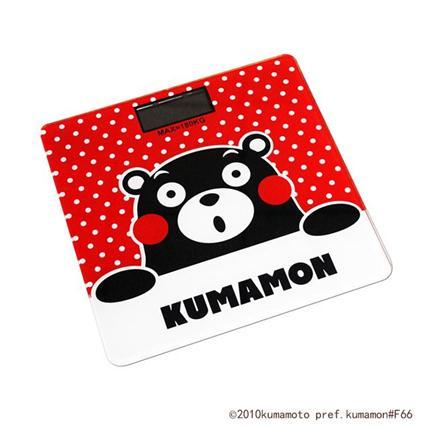 KUMAMON–熊本熊电子体重计