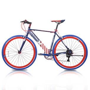 美国队长自行车