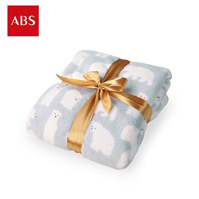 ABS 超柔法兰绒毛毯