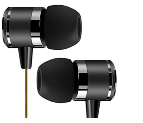 立体声线控入耳式耳机